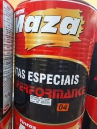 Oferta esmalte sintético branco, preto e vermelho 18L na Cuiabá tintas