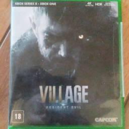 Título do anúncio: Resident Evil Village Xbox One