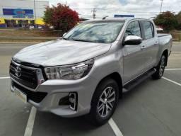Título do anúncio: Toyota Hilux SRV 2.7 4x4 Flex