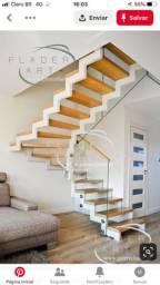 Escadas sob medida