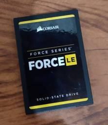 Título do anúncio: HD SSD 240 Force LE Corsair