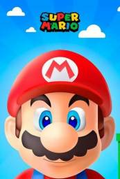 Título do anúncio: Super Mario Brothers poster cartaz