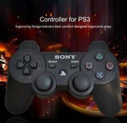 Título do anúncio: Controle pra PS3 dual shock 3 cor branco