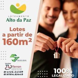 Título do anúncio: Loteamento Alto Da Paz
