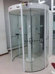Título do anúncio: Porta giratória com detector de metais.