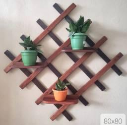 Suporte para Plantas de parede