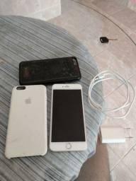 Título do anúncio: iPhone 6 s plus