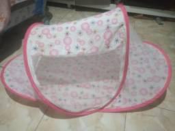 Mosquiteiro de bebê