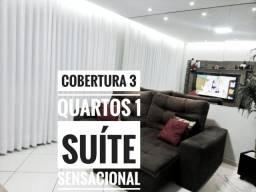 Título do anúncio: Cobertura 03 quartos no bairro Céu Azul