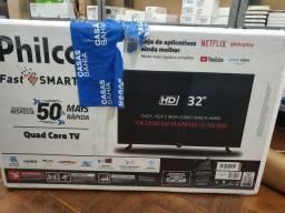 Título do anúncio: TV Philco Smart 32 Net Flix