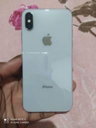 IPHONE X 256 GB PRATA