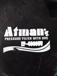 Título do anúncio: Filtro pressurizado para lagos