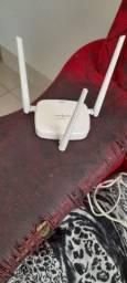 Título do anúncio: Vendo roteador 3 antenas