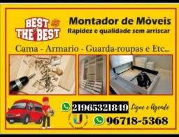 Título do anúncio: Montador de Móveis ( Santa Cruz )