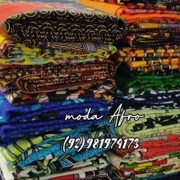 LIQUIDA GERAL MANAUS.....Tecidos Africanos por R$ 35/Metro. Não tem reserva!!!