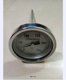 Termômetro manual  bimetal Daewox novo