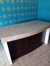 Título do anúncio: Mesa de mármore escritório