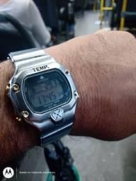 Título do anúncio: Relógio Citizen D320 temp Raro - Ac troca