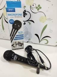 Título do anúncio: Microfone