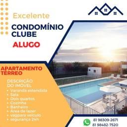 Título do anúncio: Alugo apartamento em Paulista