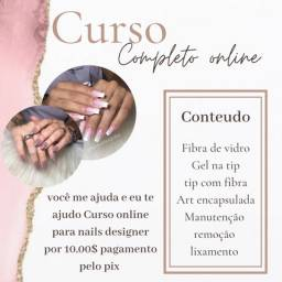 Curso online nails designer