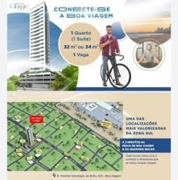 Título do anúncio: (L)Apto 1 Quarto-32m²-Excelente localização-Próx. Shopping-Spazio Classic