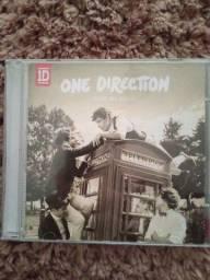 Título do anúncio: CD Take me home-One Direction (ORIGINAL)