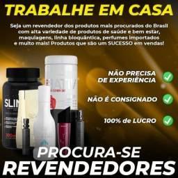 PROCURA-SE REVENDEDOR