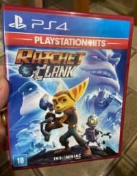 Título do anúncio: Jogo Ratchet e Clank PS4