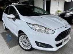 Título do anúncio: Ford Fiesta Titanium 1.6 Aut. - Top de linha!!!
