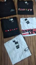 Título do anúncio: Camisetas oakley custom