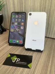 Título do anúncio: iPhone XR Branco ( Vitrine )