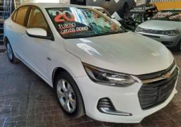 Título do anúncio: Onix Sedan Plus automático turbo único dono muito novo muito