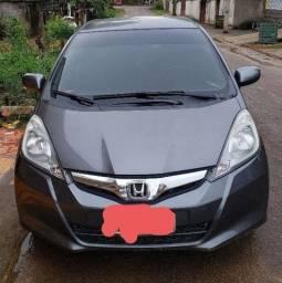 Financie com Apenas 5 mil reais de entrada! Honda Fit Automático Lx 1.4 Flex 2012/2013