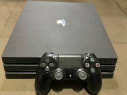 Título do anúncio: PS4 Pro 1 Tb