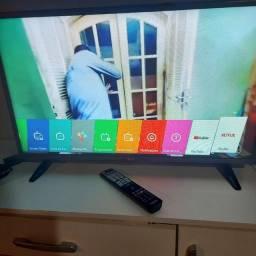 Título do anúncio: Vendo tv 32 polegadas smart