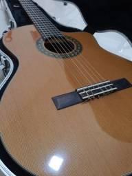 Vendo violão Walden+case Strinberg