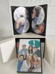 Box -DVD- Todas as 10 temporadas completa Friends- para fã e/ou colecionadores