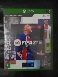 Título do anúncio: CD FIFA 21