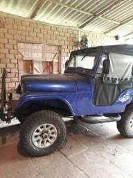 Título do anúncio: Vendo jeep overlan 1959