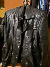 Título do anúncio: Linda jaqueta de couro