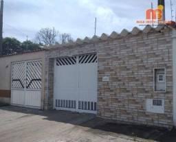 Título do anúncio: Casa com 2 dormitórios à venda, 63 m² por R$ 230.000,00 - Jardim Los Angeles - Peruíbe/SP