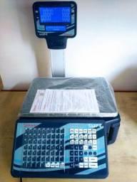 Título do anúncio: Balança Com Impressora 31 Kg. NOVA
