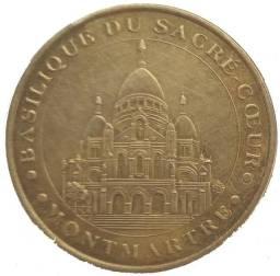 Título do anúncio: Medalha Turística de Giverny Fondation Claude Monet  - França 2013