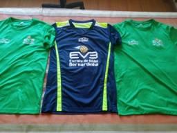 Título do anúncio: Olympikus original,  3 camisas Olympikus Bernardinho