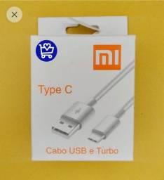 Título do anúncio: Cabo turbo xaomi tipo c (faço entrega)