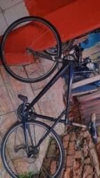 Título do anúncio: Bike híbrida speed