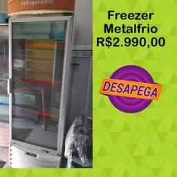 Título do anúncio: Freezer Expositor metalfrio
