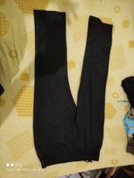 Calça nova usei para experimentar apenas e ficou pequena.