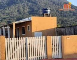 Título do anúncio: Casa com 1 dormitório à venda, 32 m² por R$ 120.000,00 - Jardim Veneza - Peruíbe/SP